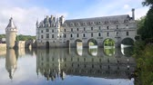 french culture : The Chateau de Chenonceau near Amboise in the Loire Valley.