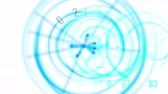 numerais : 4k Circle round digit time clocks & digital wheels background,trade finance channel,stopwatch pointer space,contests games competition tunnel,mystery focus backdrop.