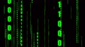 frontend : 4k The Matrix style binary code,Matrix of changing from zero to one digits,abstract future tech background.green version.