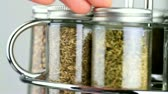 cooks : spice rack being used