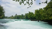 manavgat : Manavgat waterfall near Side in Turkey