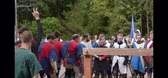 lovagi torna : Ukraine, Kharkov August 24, 2017: Full HD Video. Knight tournament among professionals and amateurs. Representation of all participants of the tournament