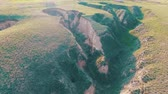 rochoso : A magnificent view from a birds eye view of the canyon in Ukraine