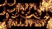 glow : Happy Halloween Loop. It is funny animated motion graphics which perfectly looped and 20 seconds long. You can use it as banner to promote your event or use it on VJ performances.