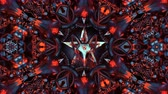 Devil Sign Mandala This motion graphic features a moving devil heads. It is perfect for VJ thematic sets, metal and gothic festivals and Halloween parties. Add this to TV and movie sequences, video games, vlogs, and social media posts. Layers may be added Stock Footage