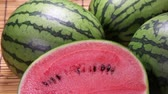 небольшой : Small Watermelon close up rotating