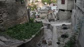 tégla : impoverished neighborhood in Port-au-Prince Haiti