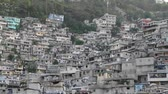 stráň : extensive hillside neighborhood in Port-au-Prince Haiti