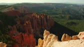 borovice : timelapse of Bryce Canyon national Park overlook