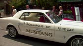 classic : classic Mustang Stock Footage