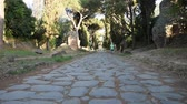 View of Appia Ancient ancient Roman road