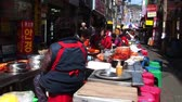 купец : South Korea Street Food Vendors