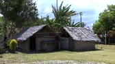 рай : South Pacific Island Huts