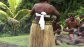 gelenek ve görenekler : Fire Walker Native Fijian Women Dancing