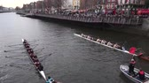 marcha : Rowing Race in Dublin St Patricks Day Vídeos