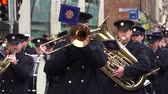 marcha : St Patricks Day 2015 Trumpet Players