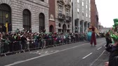 трилистник : St Patricks Day Dublin Scarecrows