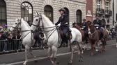 марш : St Patricks Day Horses