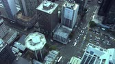 skytower : Auckland City Aerial View