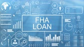 реальность : FHA Loan, Animated Typography