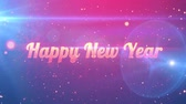 decorative symbol : Happy New Year background