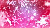 floco : Winter holidays Christmas snowflakes background