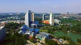 Shah Alam township. Shah Alam is a city and the state capital of Selangor, Malaysia and situated within the Petaling District.
