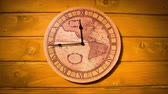 timekeeping : The clock on the wall. Timelapse