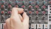 tumblers : Working with Sound Mixing Console