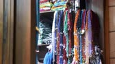 winter : Shop with Asian Clothes in Soho Square in Sharm spruce Sheikh, Egypt.