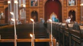 pew : Candle in the Christian Church