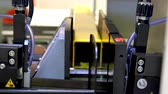 coolant : CNC milling machine. Lathe turning lathe. Stock Footage