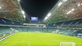 Fisht Stadium Sochi, Russia. Stock Footage