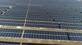 photovoltaic : Construction of a solar power station