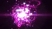 brzoskwinia : Heart Glitter Explosion Shock Wave Background