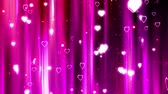 brzoskwinia : Glitter heart Background