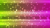минимализм : Glowing shiny tech motion design with circle particles. Seamless loop. Video animation Ultra HD 4K 3840x2160