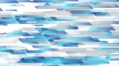 привет : Blue grey technology geometric abstract motion animated background