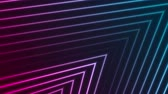 привет : Colorful neon laser lines abstract futuristic geometric motion background