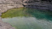 sal : Natural pool in Buracona  in Sal Island Cape Verde - Cabo Verde