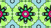 质地 : Poly Art Kaleidoscope Hypnotic Pattern Animation Footage