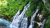 quedas : Waterfall in biei-Cho
