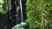 kyushu : Waterfall in the Takachiho-Kyo Gorge