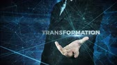 globalization and transformation concept