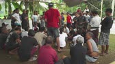 indonesia : Cock fight in an Asian village - October 2017: Sukawati, Bali, Indonesia