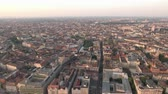 capitais : Aerial view of Budapest downtown - Hungary