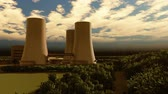 радиоактивный : Nuclear power plant, industry and energy