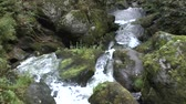 все : Triberg waterfalls in the Black Forest