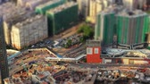 Miniature Effect of west kowloon