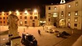 toscana : Time-lapse of Pisas nightlife